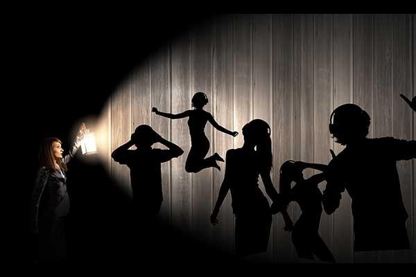 Dance as a Storyteller