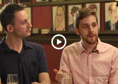 Kellen Blair, Joe Kinosian: Working with Feedback