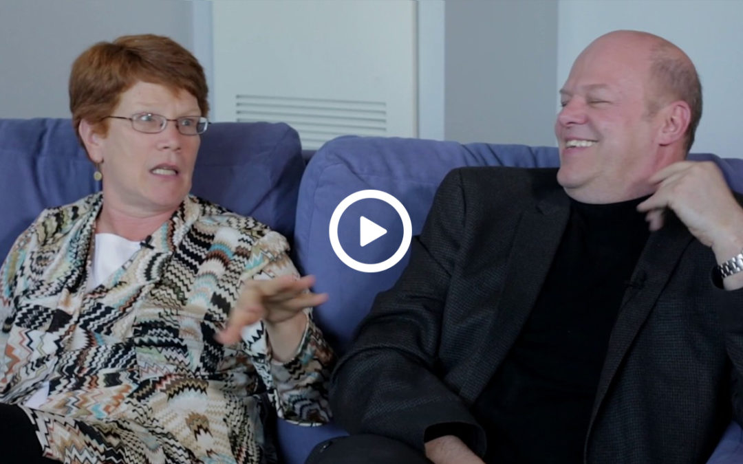 Sue Frost, Randy Adams: Being a Broadway Producer