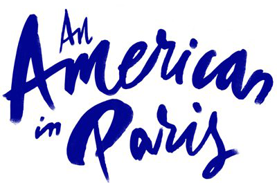 An American in Paris Broadway Logo